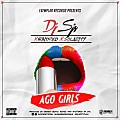 Dj Sjs - Ago Girls ft Hundred, Solarity