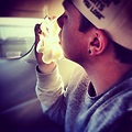 French Inhale (Freestyle)