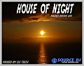 HOUSE OF NIGHT RADIO SHOW VOL 183 MIXED BY DJ TECH 12-11-2017