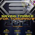 Seven Ways - LIVE @ Saving Trance forTomorow: Old School Trance 2014 (Jan. 17)