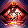 Iboxer Pres.Music Select Podcast 208 Max 125 BPM Edition