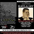 Kayla Jay - Radio Interview on The Black and White Radio Show 3-5-17
