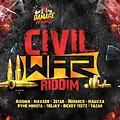 CIVIL WAR RIDDIM MIX PROMO2015 -SELEKTA EVANS