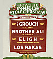 How The Grouch Stole Christmas (prod. Brother Ali)