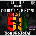 OFFICIAL GHANA @ 58 INDEPENDENCE MIX