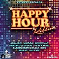 Happy Hour Full Promo Ridddim Mix - DJ KMC