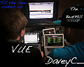 DaveyC and Vue - Till The Sun Comes Up