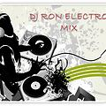 dj ron party masshup