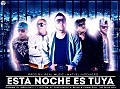 Esta Noche Es Tuya - Damian El Insolente Ft Diflow El Specialista, Biose The Versatil Man Y Camaleon The Rude Boy(Pro By Real Music La Casa Del Terror)