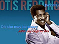 Oh she may be weary-Otis Redding vocals (John Jey original mix)