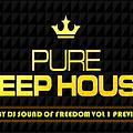 PURE DEEP HOUSE VOL 1 PREVIEW BY DJ SOUND OF FREEDOM