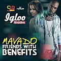 Mavado - Frends With Benefits (Raw)