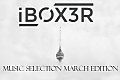 Iboxer Music Selection March Edition