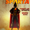 Tommy Lee - Captain Sparta  March 2013