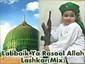 Labbaik Ya Rasool Allah (Lashkar Mix)(Naat OF The Year)DJHashim Hulkshare