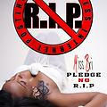 Miss Bri - No R.I.P prod by Frank Finesse -Dedicated to Debra Antney and Kayo Redd