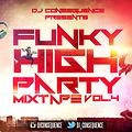 FUNKY HIGH PARTY MIXTAPE VOL 4