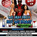 We Nuh Rich But We Boasy Promo Mix Dec19 @Classic Lounge
