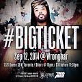 The Mix on CKCU 93.1 FM -- #BIGTICKET Sep 12, 2014 [Sampler]
