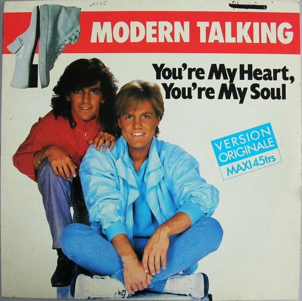 Modern Talking Youre My Heart Youre My Soul Special Remix