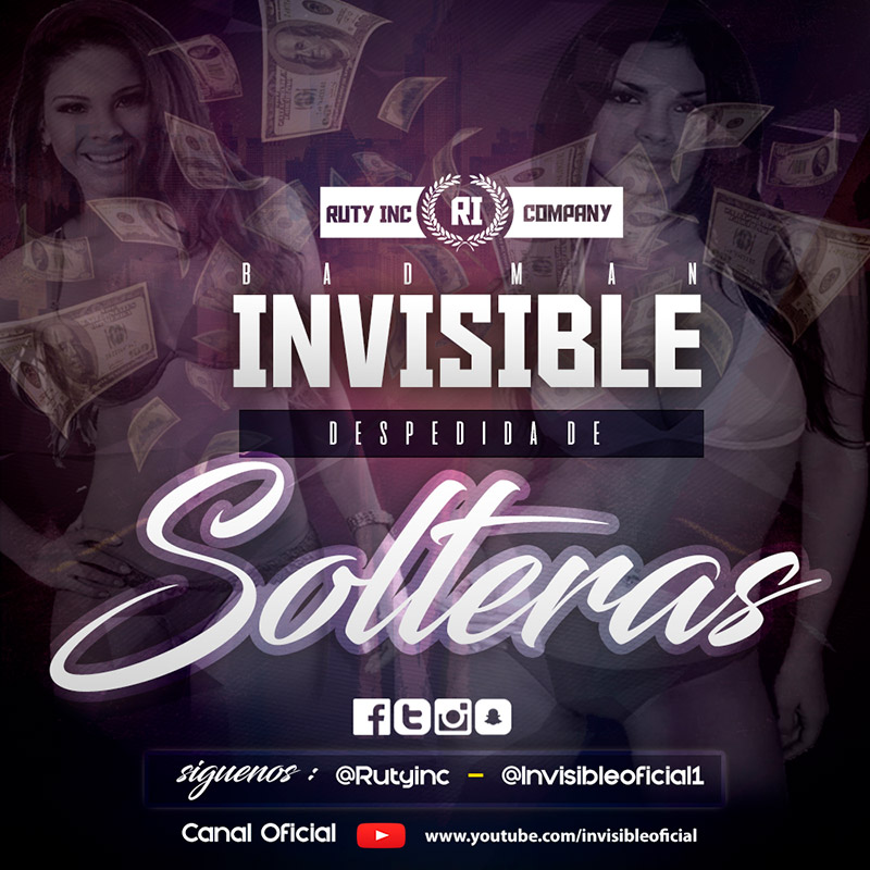 Invisible - Despedida De Soltera