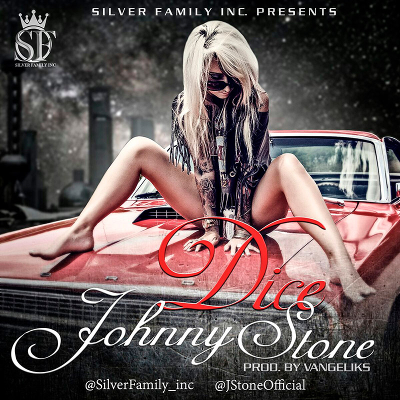 Johnny Stone - Dice - Silver Family Inc