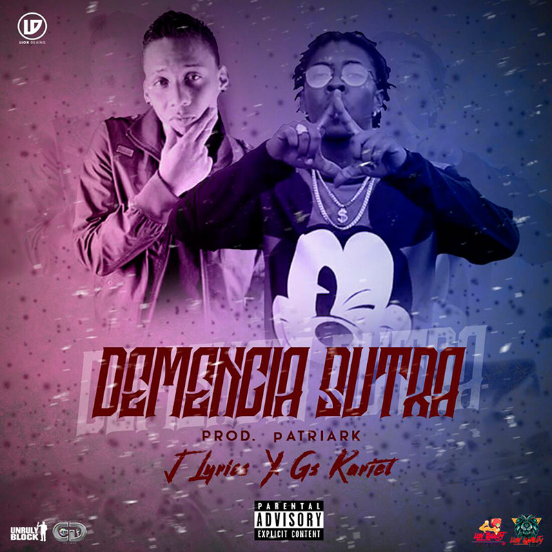 Gs Kartel Ft J Lyrics - Demenciasutra