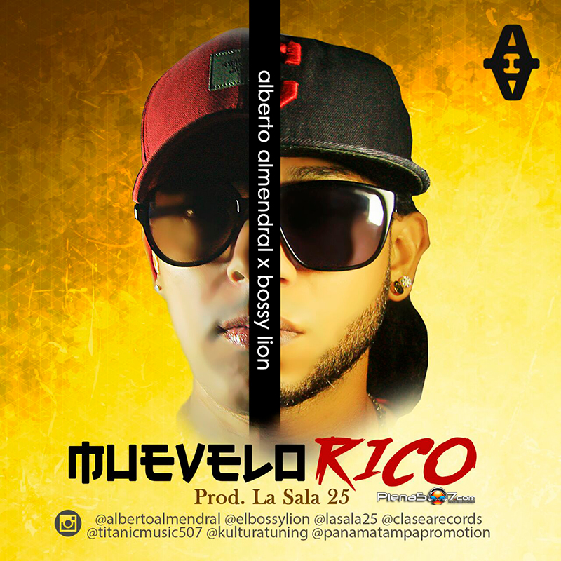 El Niño ft Bossy Lion - Muevelo Rico Made In Sala25