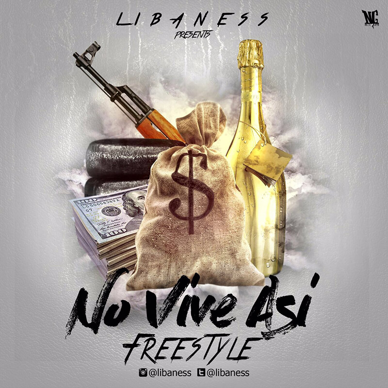Libaness - Tu No Vives  Asi Freestyle (Panama Diss)