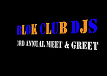 Briana Nichole Blok Club DJs 3rd Annual Meet and Greet @ Watra