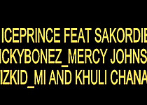 ABOKI REMIX VIDEO BY ICE PRINCE FT WIZKID,MI,SARKODIE,MERCY JOHNSON,KHULI CHANA AND MICKYBONEZ